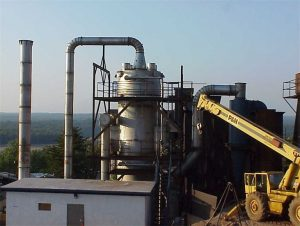Gas Cleaning Equipment Air pollution Control